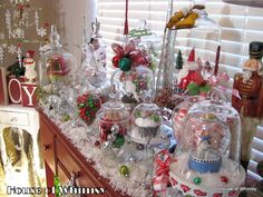 House of Whimsy: My Favorite Christmas Decorating Through the Years (Part I)