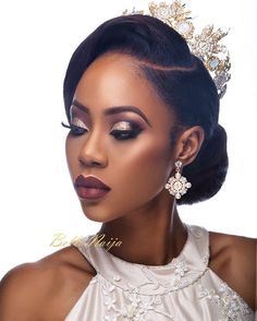 "10.3k Likes, 27 Comments - Africa's Top Wedding Website (@bellanaijaweddings) on Instagram: ""BN Bridal Beauty: Be Inspired by these Gorgeous Wedding Reception Looks for Every Beautiful Bride…"""