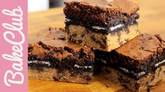 Slutty Brownies | BakeClub