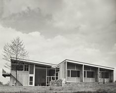 House of the Day: Kniffin House by Marcel Breuer and Eliot Noyes | Journal | The Modern House