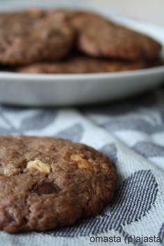 omasta (p)ajasta: Suklaa Cookie