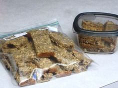 a simple {real food} recipe :: soaked granola bars {gluten, dairy, egg free with nut free option}