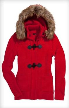 this winter sweater coat needs to get in my closet!