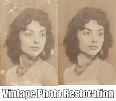 Photo Repair, Enhancement & Special Effects Let Us Enhanced Your Photoshttp://www.fixingphotos.com  #photorestorationservices #giftideas