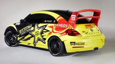 Tanner Foust x Rockstar x VW Beetle x 560 HP