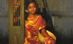 Paintings of rural indian women- unbelievable paintings - part I