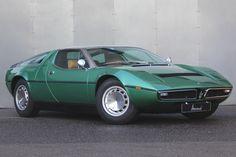 1974 Maserati Bora | Classic Driver Market