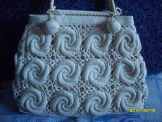 FLOWER OF THE EARTH: SQUARES PURSE Crochet ....