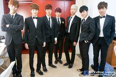BTS @ V-Chart Awards