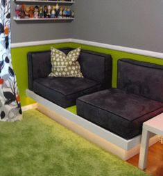 56 Super ideas for corner seating ideas girl rooms