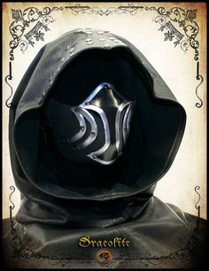 Hey, I found this really awesome Etsy listing at https://www.etsy.com/listing/152447136/leather-hooded-thief-for-live-action