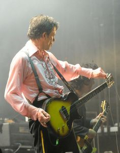 Paul Westerberg of The Replacements performs during the Annual Shaky Knees Music Festival at Atlantic Station on May 2014 in Atlanta, Georgia. Paul Westerberg, Shaky Knees, Rock And Roll, Atlanta, Ties, American, Music, Tie Dye Outfits, Musica