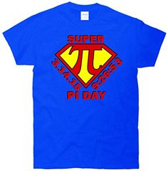 Super Hero Pi Day 3.14.15 T-Shirt
