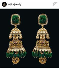 I love the detail,ornate designs from ancient civilizations/[ast empires; be it - byzantine -Egyptian - mughal -Chinese - aztec etc etc Indian Jewelry Sets, Indian Wedding Jewelry, India Jewelry, Indian Bridal, Bridal Earrings, Bridal Jewelry, Gold Jewelry, Jewelery, Diamond Jewellery