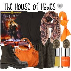The House of Hades -- The Heroes of Olympus
