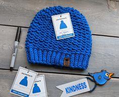 Free Knit Beanie Pattern – Savlabot Knitting Patterns Free, Free Knitting, Free Pattern, Knit Beanie Pattern, Knit Crochet, Crochet Hats, Yarn Tail, Diy Crafts, Beanies