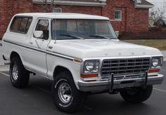 1978 Ford Bronco Bronco Custom