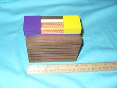 Multiuse multimaterial wooden box by CustomBox on Etsy, $40.00