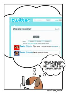 Why make it complicated when it can be easy ? #Twitter we still need you.