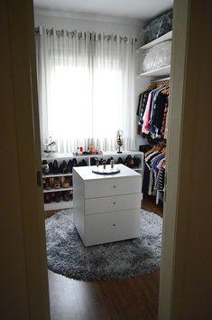 Ap & Decoração: Escritório, closet e banheiro de visitas http://www.2beauty.com.br/blog/2014/02/26/ap-decoracao-escritorio-closet-e-banheiro-de-visitas/ #decor