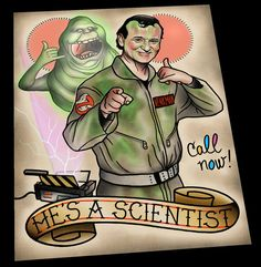 Hey, I found this really awesome Etsy listing at https://www.etsy.com/listing/262230580/ghostbusters-tattoo-flash