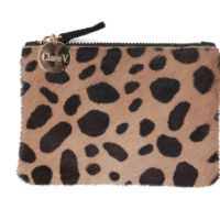 Clare V. coin clutch