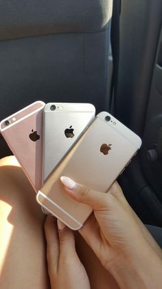 I love this Iphone 💙❤️💜 I,Anet,Simi 💜