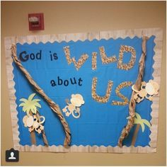 Creative Church Bulletin Boards | Bulletin Board Ideas
