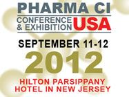 2012 Pharma CI Conference and Exhibition