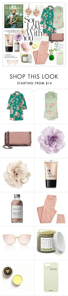 """""""I'm so in Love with You - Nomination Italy"""" by nomination ❤ liked on Polyvore featuring Kerr®, Gucci, Dorothy Perkins, STELLA McCARTNEY, Cara, Charlotte Russe, French Girl, Forever 21, Off-White and love"""