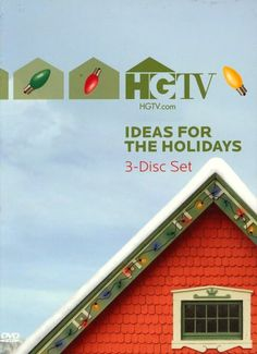 HGTV: Ideas for the Holidays - 3 Disc Set CBS Television https://www.amazon.com/dp/B000UMNQAY/ref=cm_sw_r_pi_dp_x_3suHyb4NXFJHP