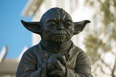 Yoda Fountain – San Francisco, California   Atlas Obscura