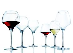 Chef & Sommelier Collection Open Up Wine Glass, Food And Drink, Tableware, Collection, Dinner Plates, Drinkware, White Wine, Red Wine, Flatware