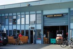 Bridge Brewing - Vancouver's North Shore Ale Trail