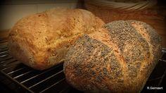 Sesam-& maanzaadbrood