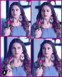 Indian Tv Actress, Indian Actresses, Girl Pictures, Girl Photos, Cute Baby Quotes, Jennifer Winget Beyhadh, Bollywood Girls, Bollywood Fashion, Makeup Eye Looks