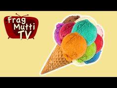 Eis selber machen ohne Eismaschine - Frag Mutti TV - home made ice cream without a machine