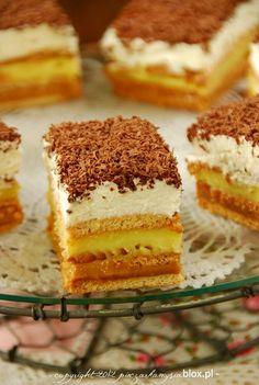 Ciasto jak 3 bit   Słodkie Przepisy Kulinarne