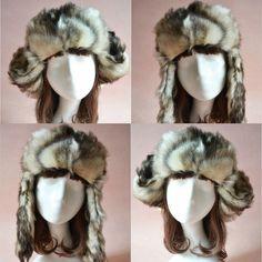 Oversized Real Big Raccoon Fur Earmuffs Lovely Personality Plush Fur Ear Cover Warm Girls Earflap Winter Profit Small Men's Accessories