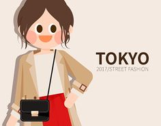 """Check out new work on my @Behance portfolio: """"2017 TOKYO girl's fashion in S/S"""" http://be.net/gallery/51736797/2017-TOKYO-girls-fashion-in-SS"""