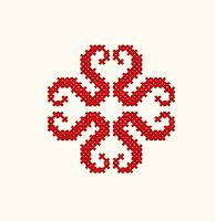 Imagini pentru motive populare moldovenesti Embroidery Hoop Art, Beaded Embroidery, Cross Stitch Embroidery, Embroidery Patterns, Cross Stitch Borders, Cross Stitching, Cross Stitch Patterns, Loom Patterns, Beading Patterns