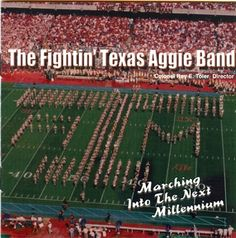 The amazing Fightin' Texas Aggie Band - Gig 'em Aggies!!!  Whoop!!!