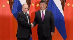 Η Κίνα στηρίζει τον Πούτιν στο θέμα της Συρίας