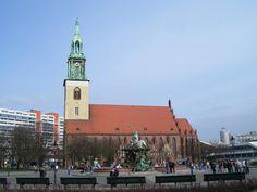 St. Marien Church, Berlin