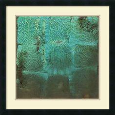 'Shattered Expectations III' by Renee W. Stramel Framed Art Print