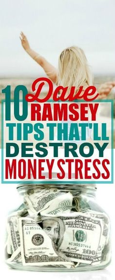These Dave Ramsey Tips are really helpful! I'm glad I found these great budget Dave Ramsey tips! Now I have some great money saving ideas! Saving Ideas, Money Saving Tips, Money Tips, Money Hacks, Budgeting Finances, Budgeting Tips, Monthly Expenses, Monthly Budget, Planning Budget