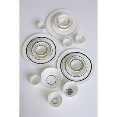 Patchy assjett fra Kajsa Cramer. Denne vakre tallerken er laget av eksklusiv porselensleire. Den er ...