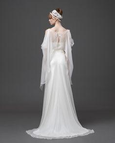 "Robe de mariée ""Diadema"" par Alberta Ferretti 2015"