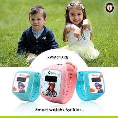 Take a break from constant child safety worries with xWatch Kids, IoT smartwatches from Iotex!