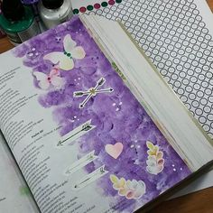 My Weekly Bible Journaling #46 – Psalms | Paulette's Papers